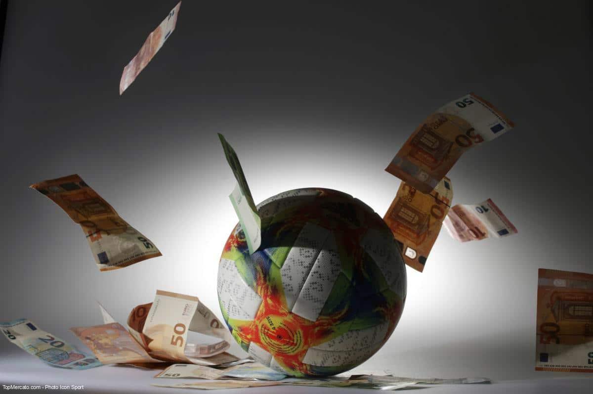 Illustration argent
