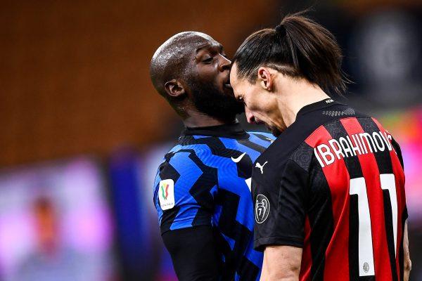 Duel Lukaku Ibrahimovic, Inter Milan - Milan AC