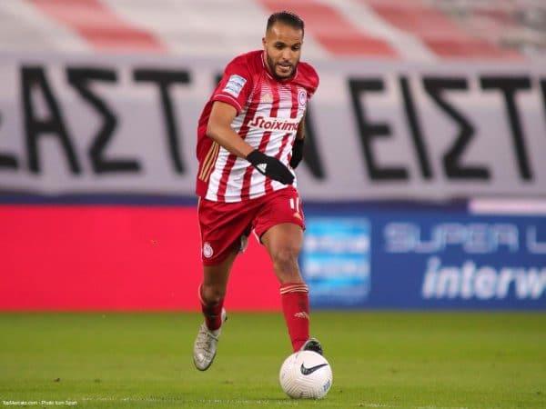 Youssef El Arabi, Olympiakos