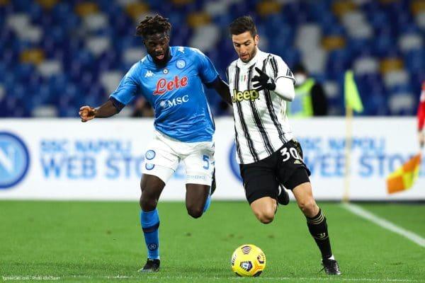 Tiemoué Bakayoko, Naples-Juventus