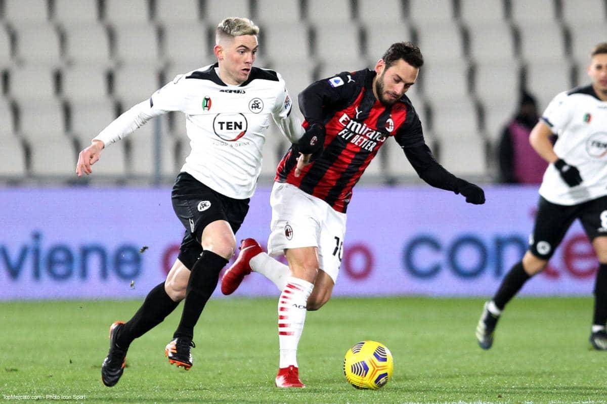 Spezia-Milan AC