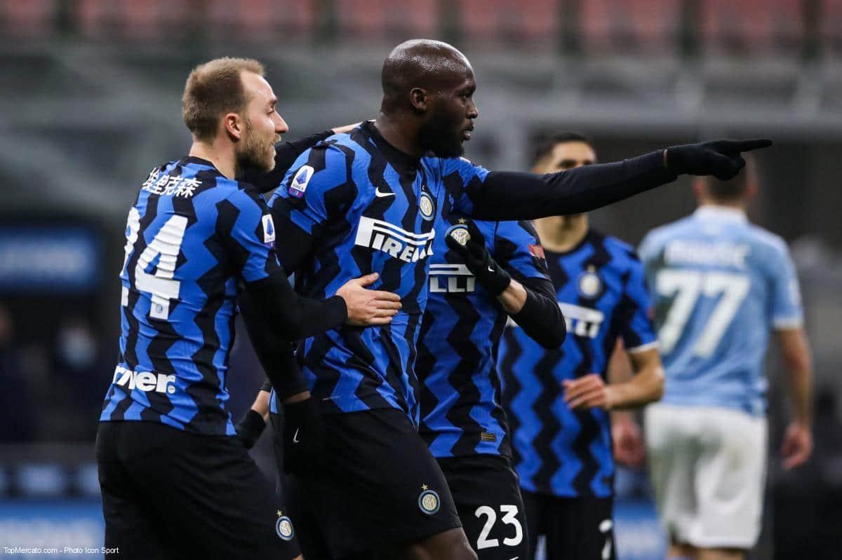 Inter Milan-Lazio Rome