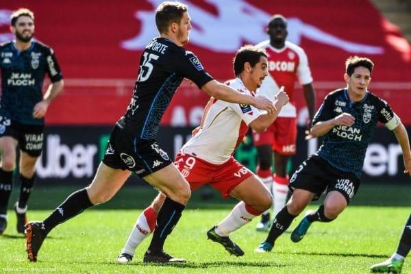 Ben Yedder, Monaco - Lorient