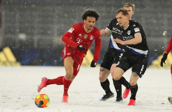Leroy Sané, Bayern Munich