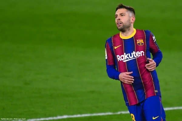 Jordi Alba, Barça