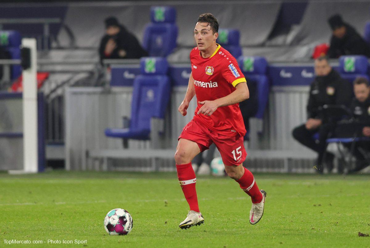 Baumgartlinger prolonge avec Leverkusen