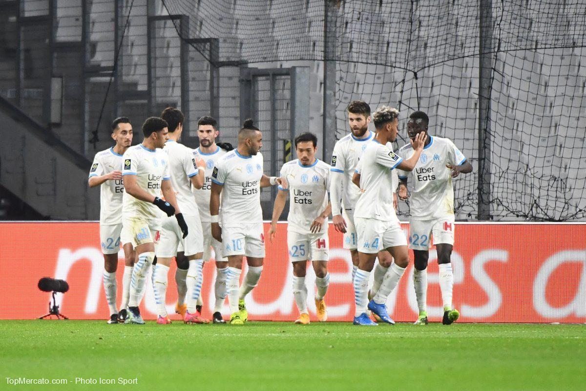 L'OM gagne enfin contre Nice