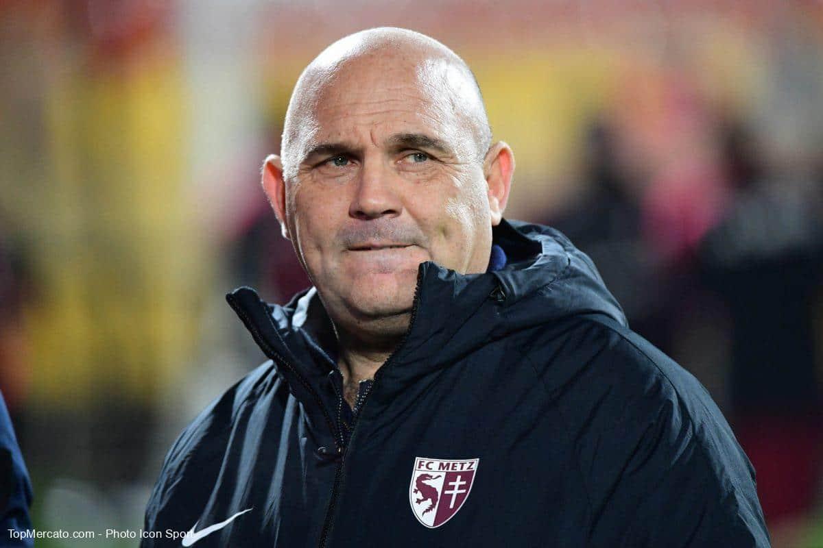 Frédéric Antonetti, FC Metz