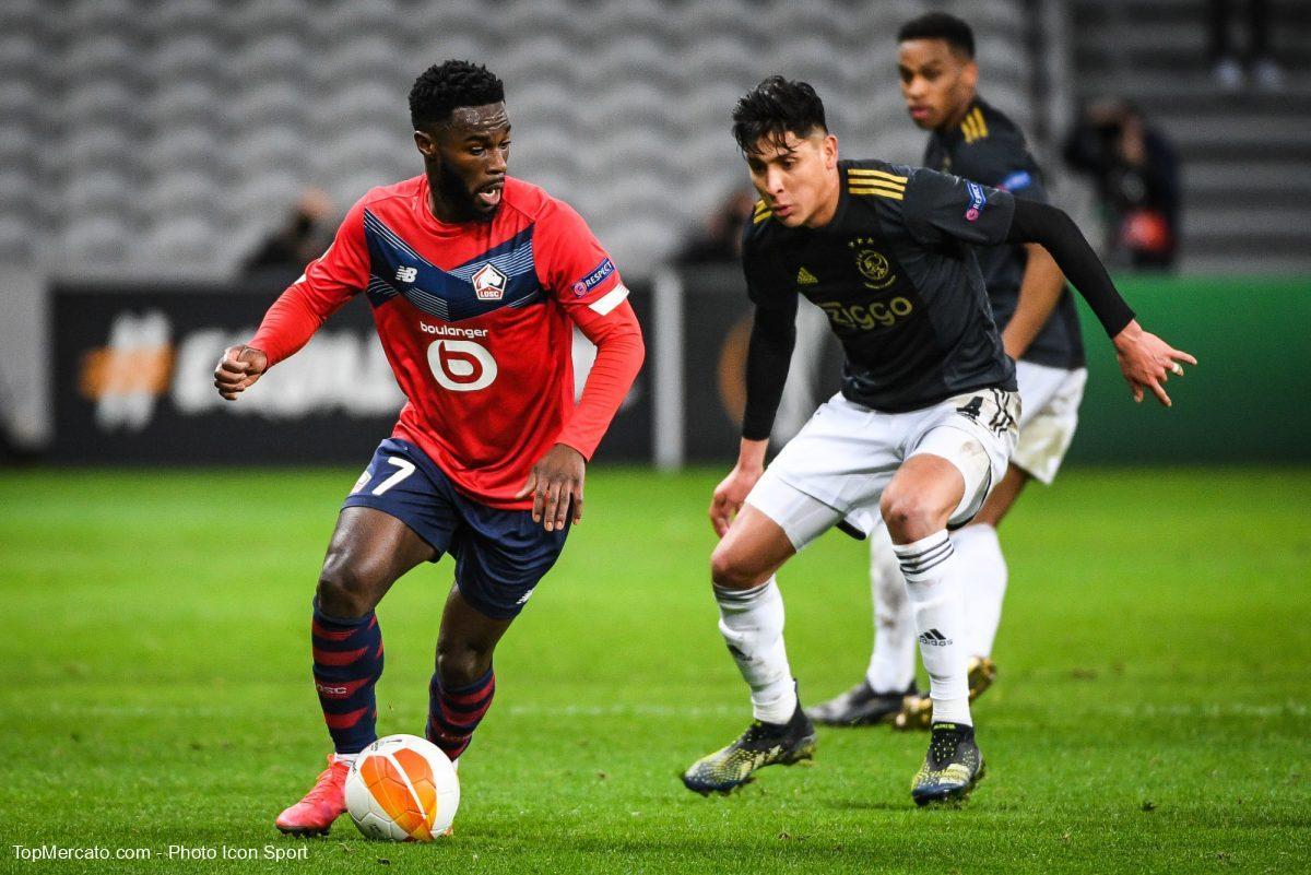 Lille est venu à bout de l'Ajax