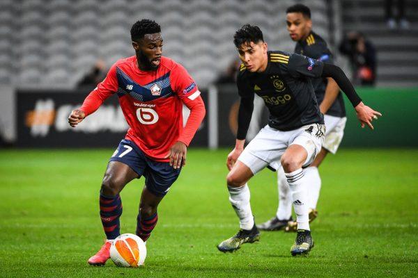 Match Lille-Ajax Amsterdam