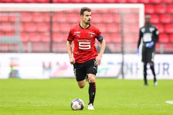 Damien Da Silva, Stade Rennais