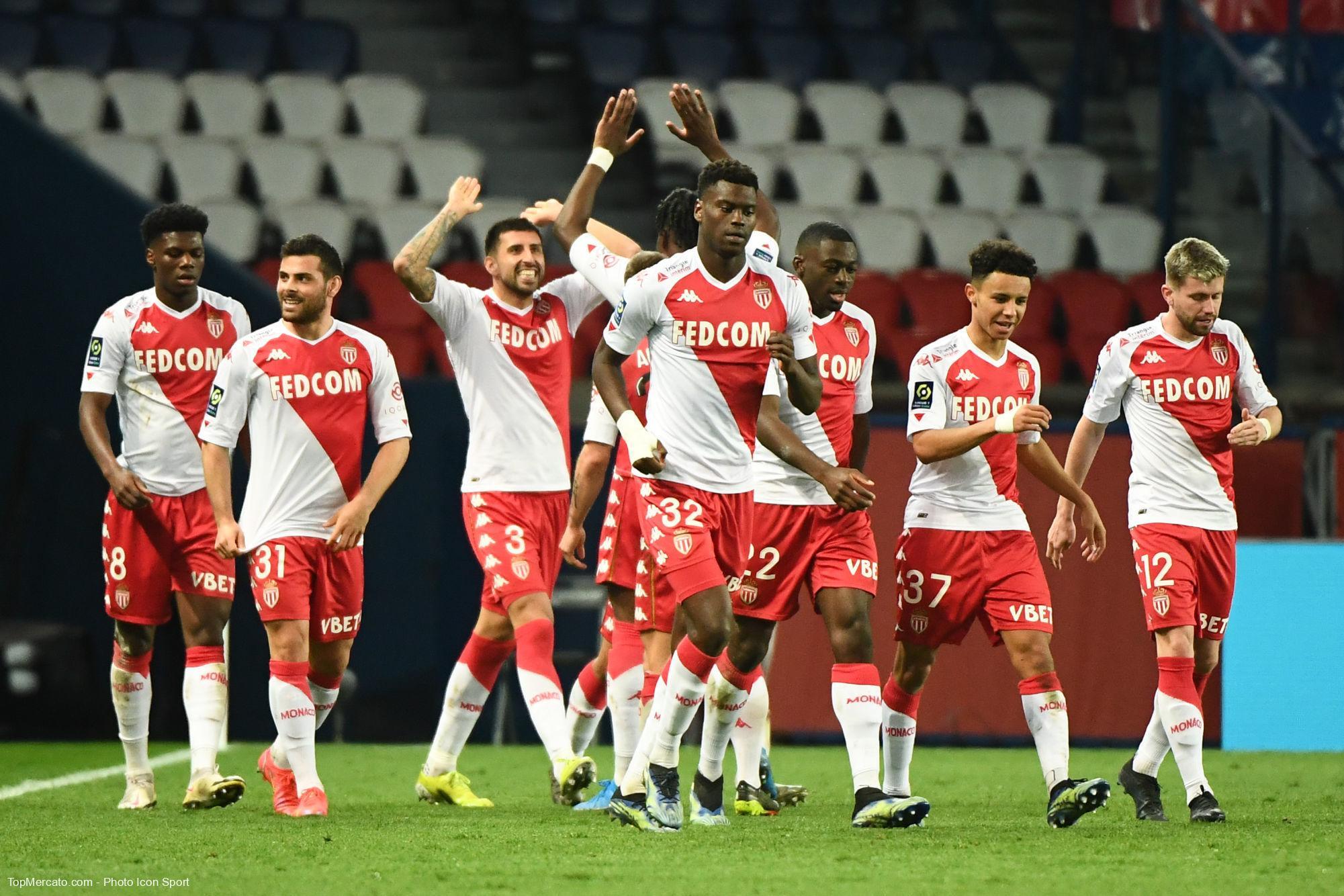 Monaco Lille Les Compos Officielles Chaine Et Heure Du Match