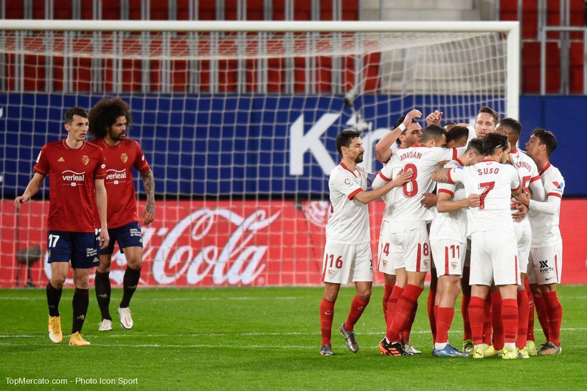 Osasuna - FC Séville