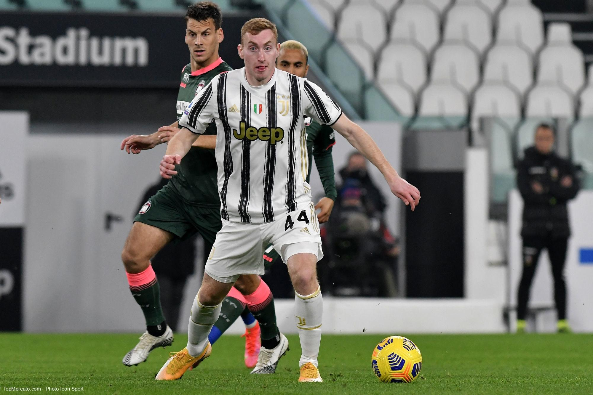 Dejan Kulusevski, Juventus