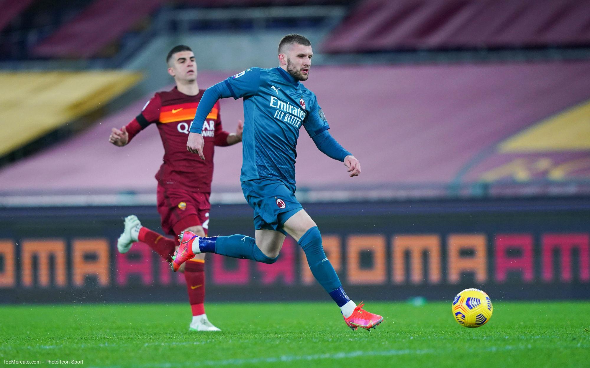Ante Rebic, Milan AC
