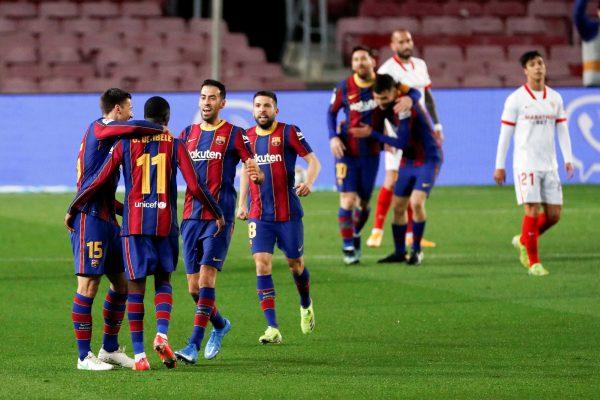 Barça - FC Séville