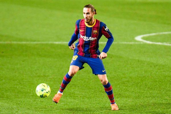 Oscar Mingueza, FC Barcelone