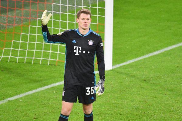 Alexander Nübel, Bayern Munich