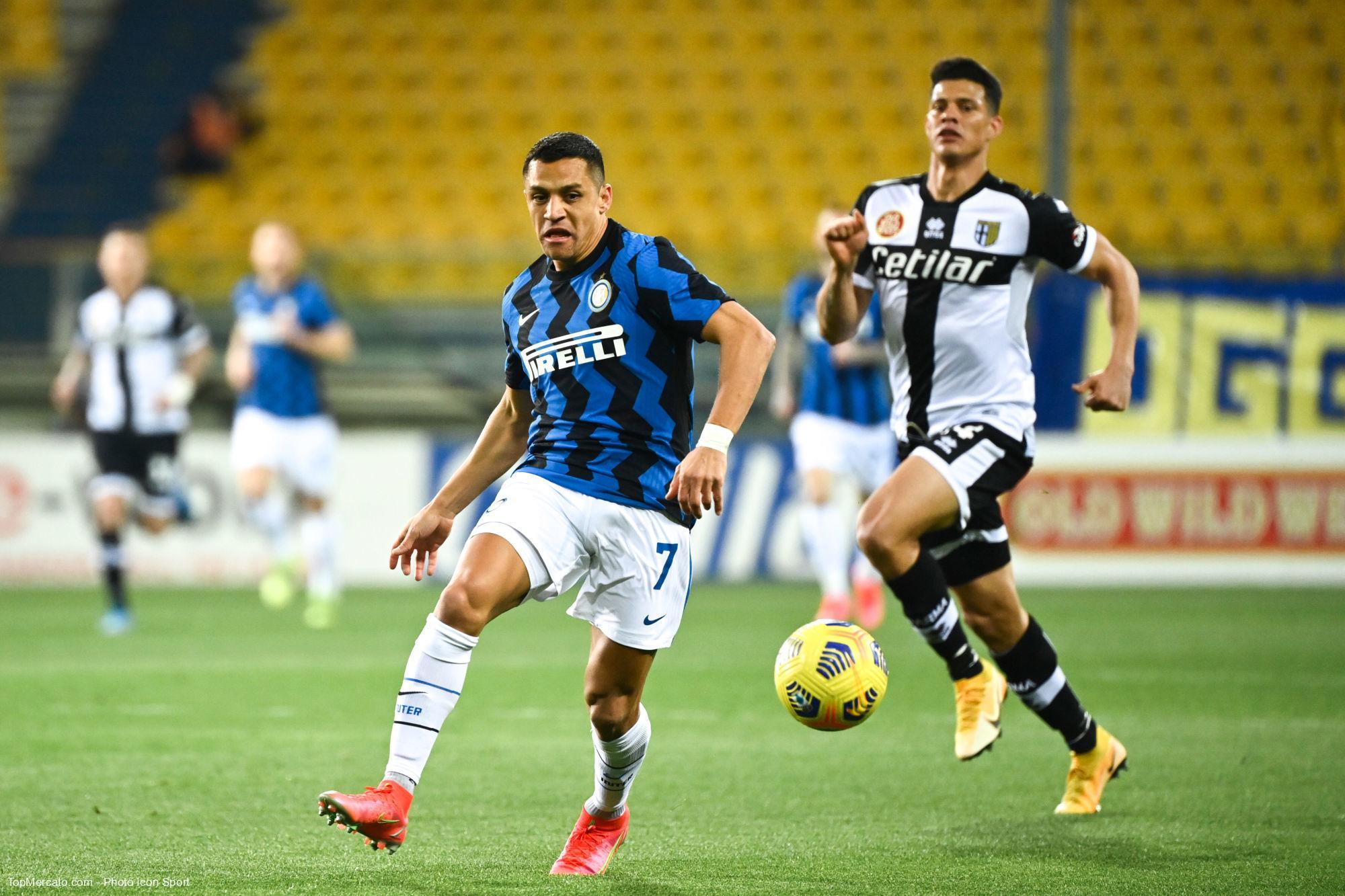Inter : un nouveau prétendant anglais pour Sanchez ?