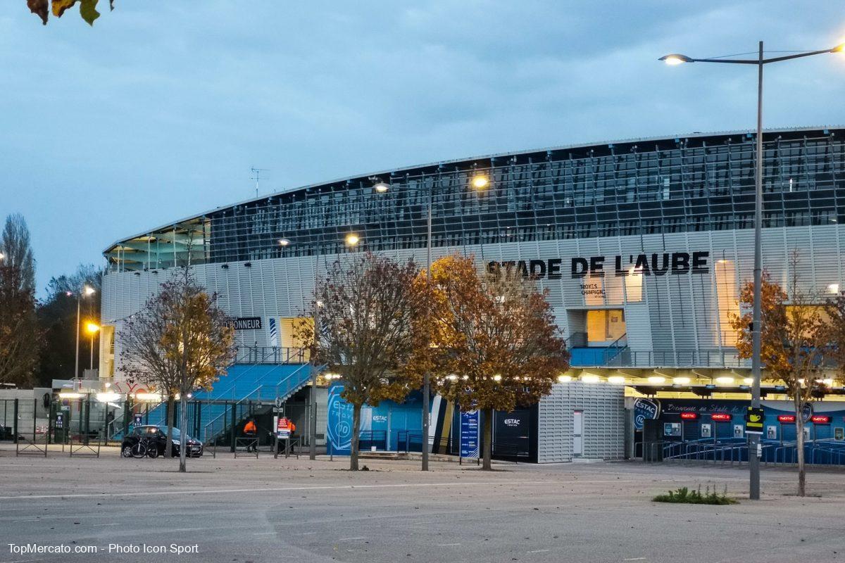 Stade de l'Aube, Troyes, illustration