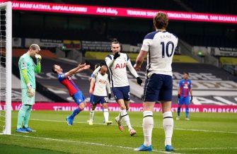 Tottenham - Crystal Palace