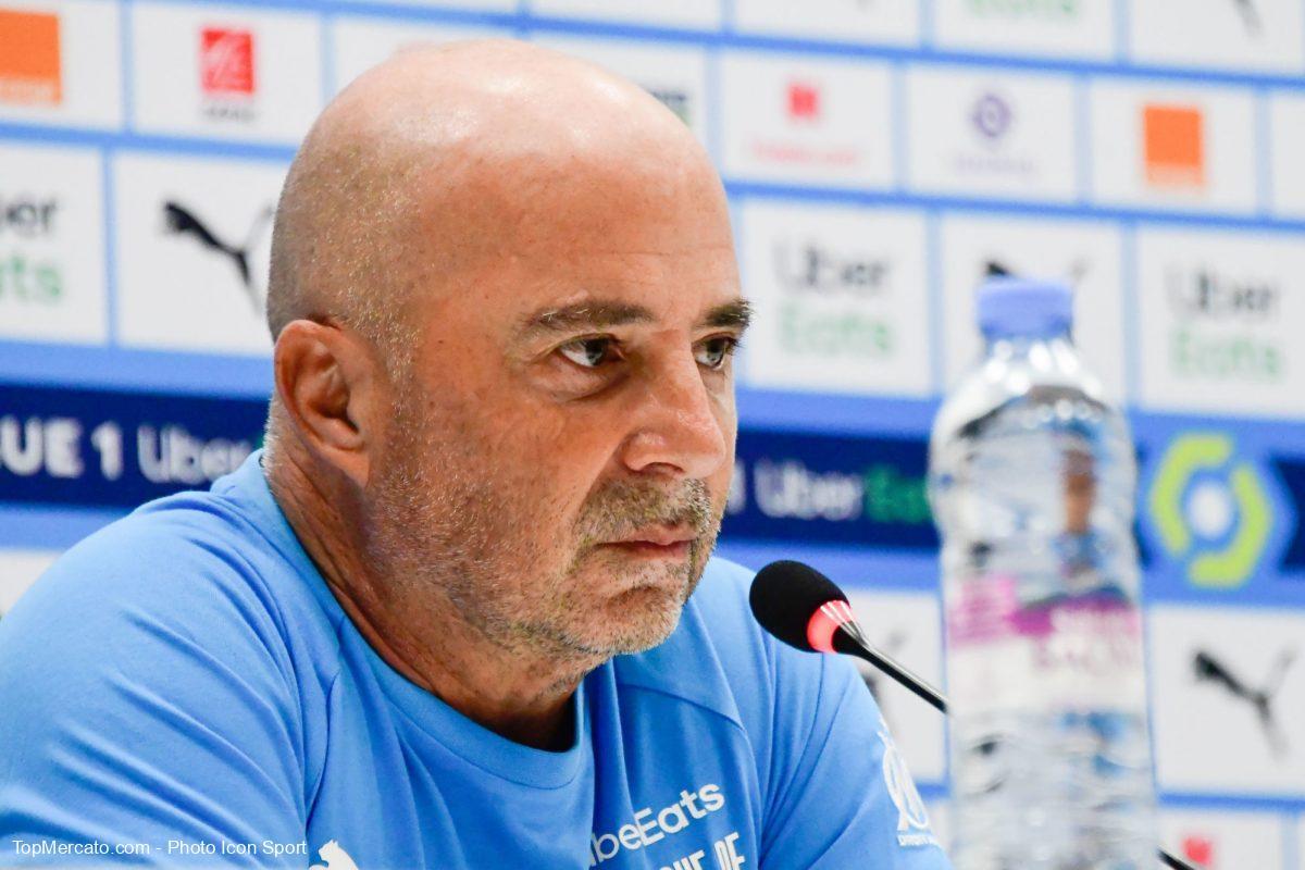 Jorge Sampaoli, Olympique de Marseille