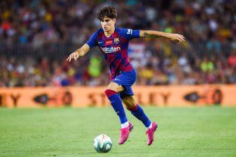 Alex Collado, FC Barcelone