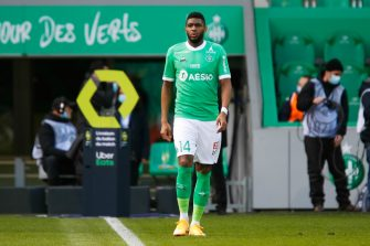 Anthony Modeste, ASSE