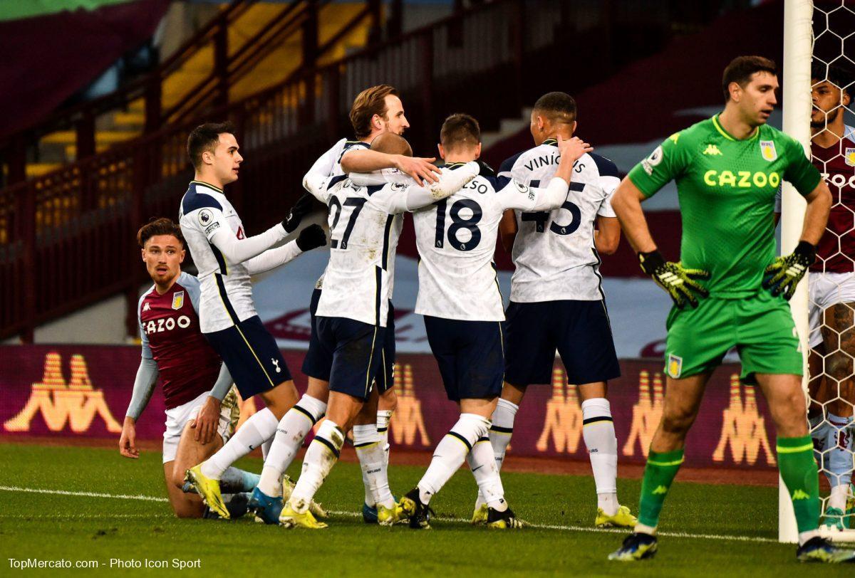 Aston Villa Tottenham