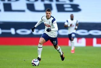 Erik Lamela, Tottenham