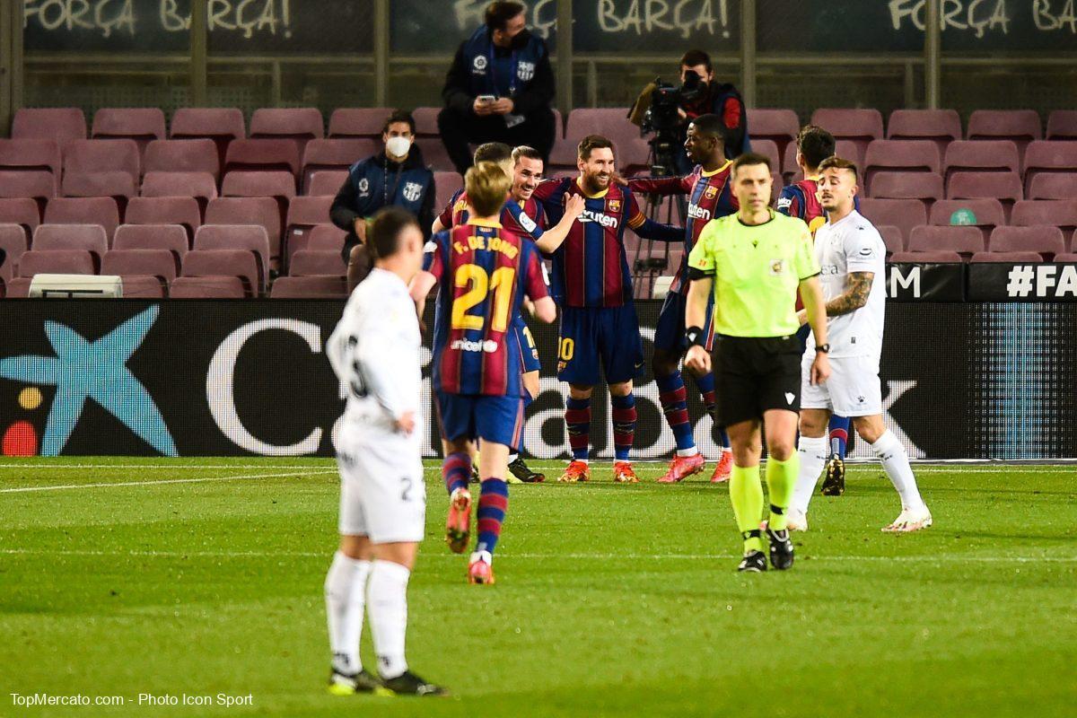 FC Barcelone - Huesca