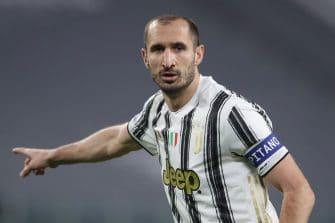 Giorgio Chiellini, Juventus Turin