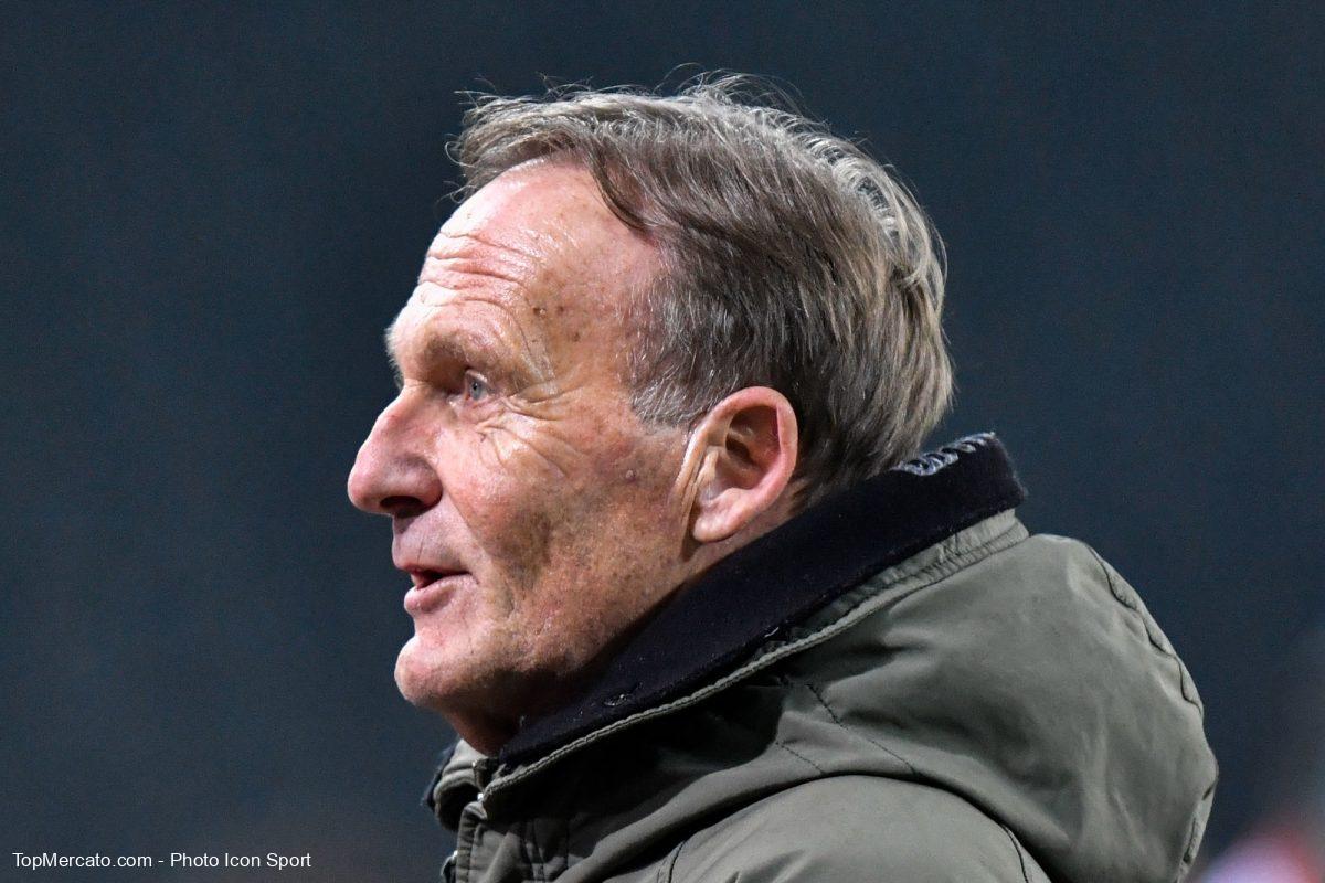Hans-Joachim Watzke, Borussia Dortmund