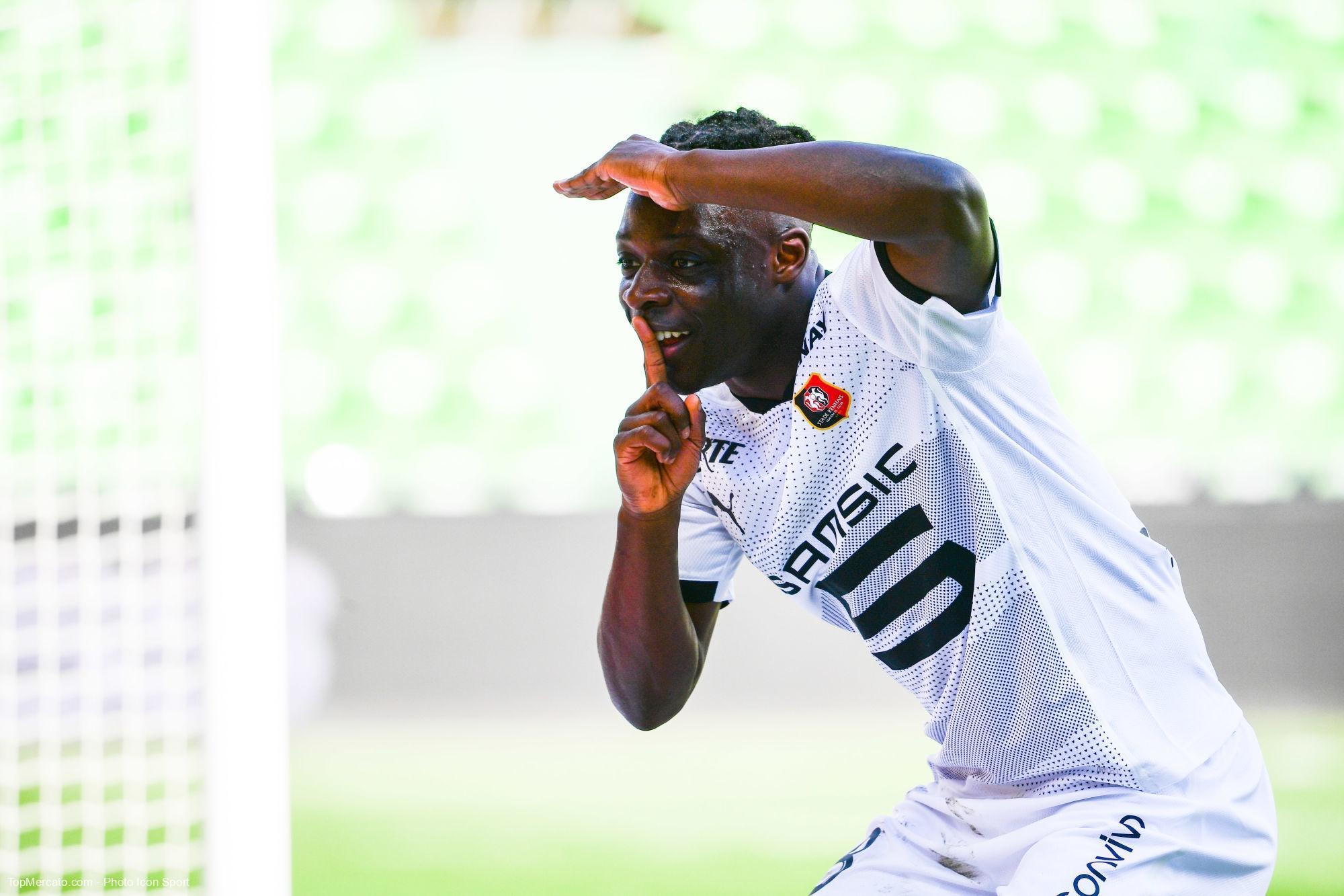 Jérémy Doku, Stade Rennais