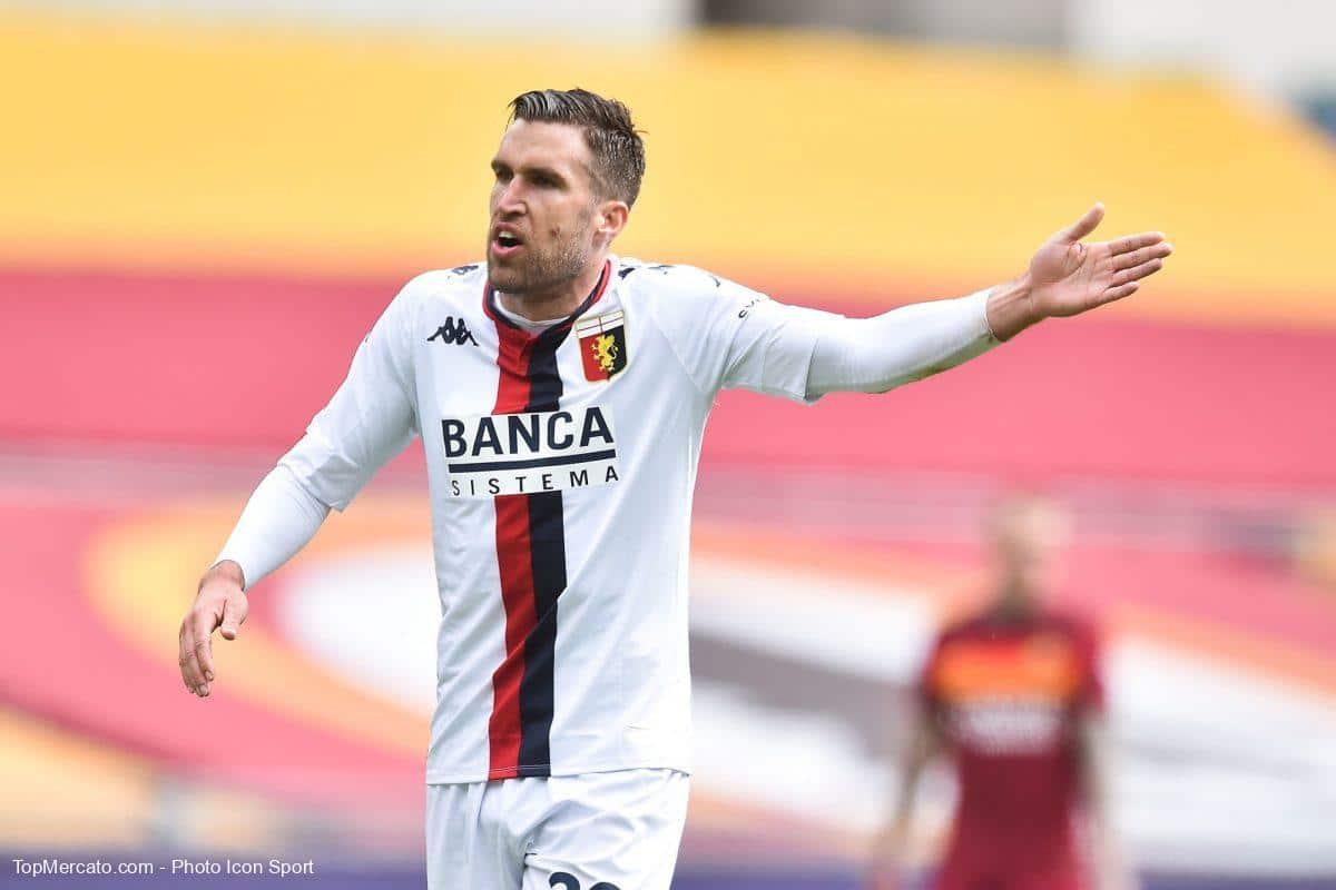 Kevin Strootman, Genoa
