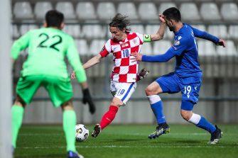 Luka Modric Croatie