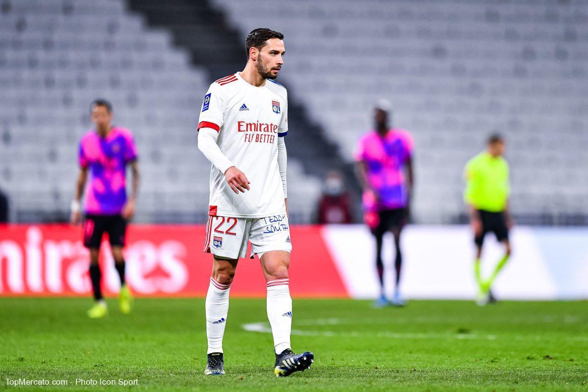 Mattia De Sciglio, Olympique Lyonnais