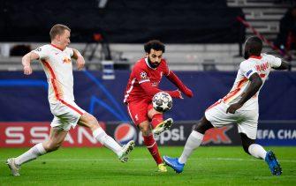 Mohamed Salah Liverpool - RB Leipzig