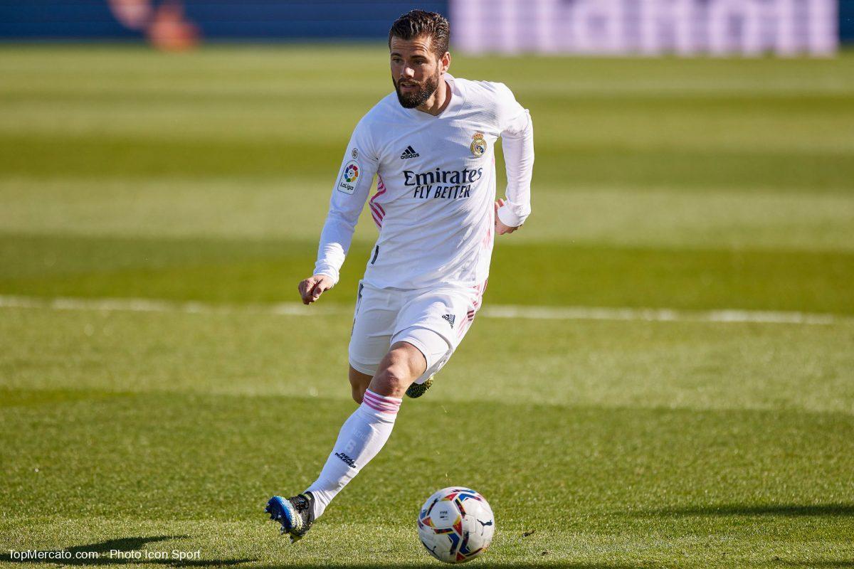 Nacho, Real Madrid