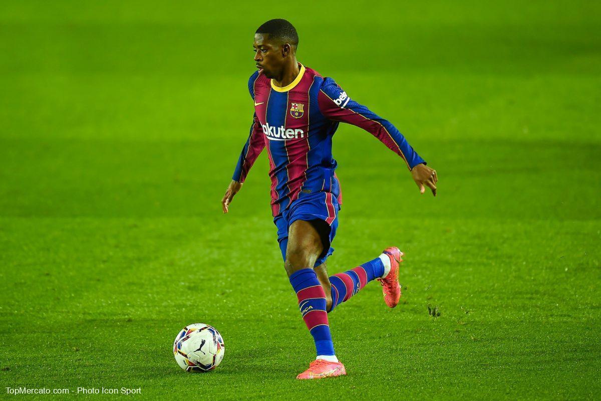 Ousmane Dembélé Barça