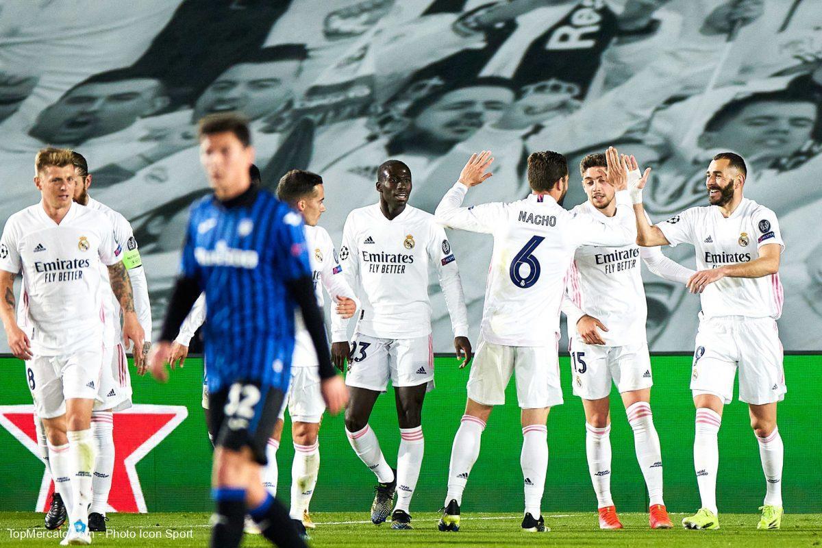 Real Madrid Atalanta Bergame