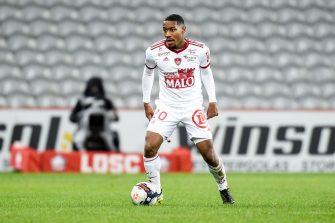 Ronaël Pierre-Gabriel, Stade Brestois