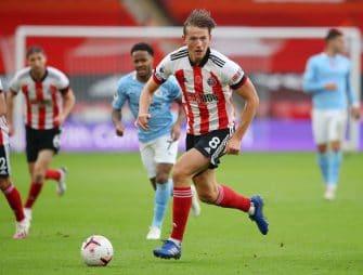Sander Berge, Sheffield - Manchester City