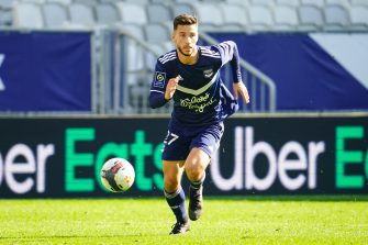 Tom Lacoux, Girondins de Bordeaux
