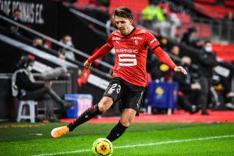 Adrien Hunou, Rennes