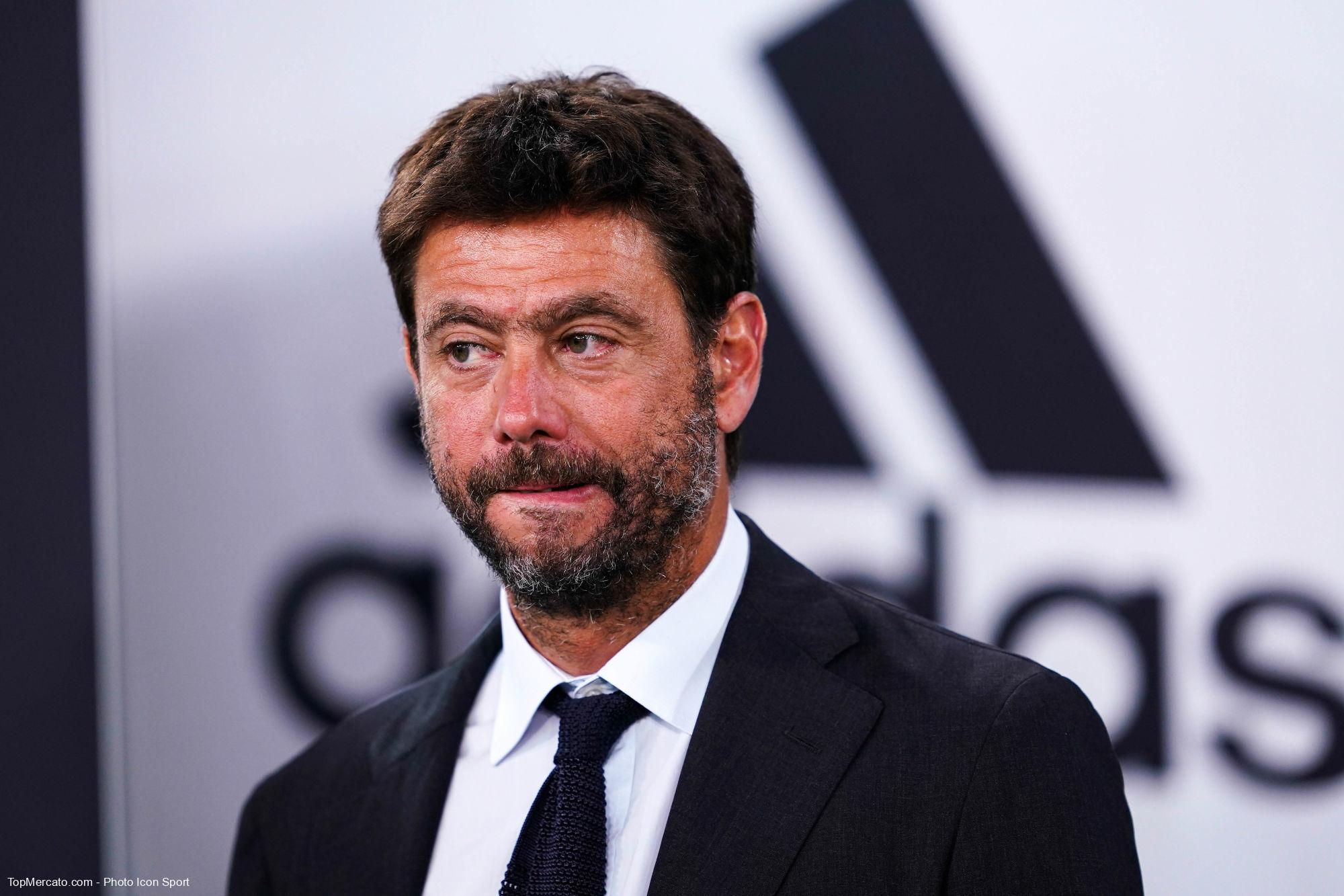 Andrea Agnelli, Juventus Turin