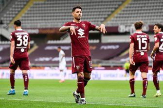 Antonio Sanabria, Torino-Juventus