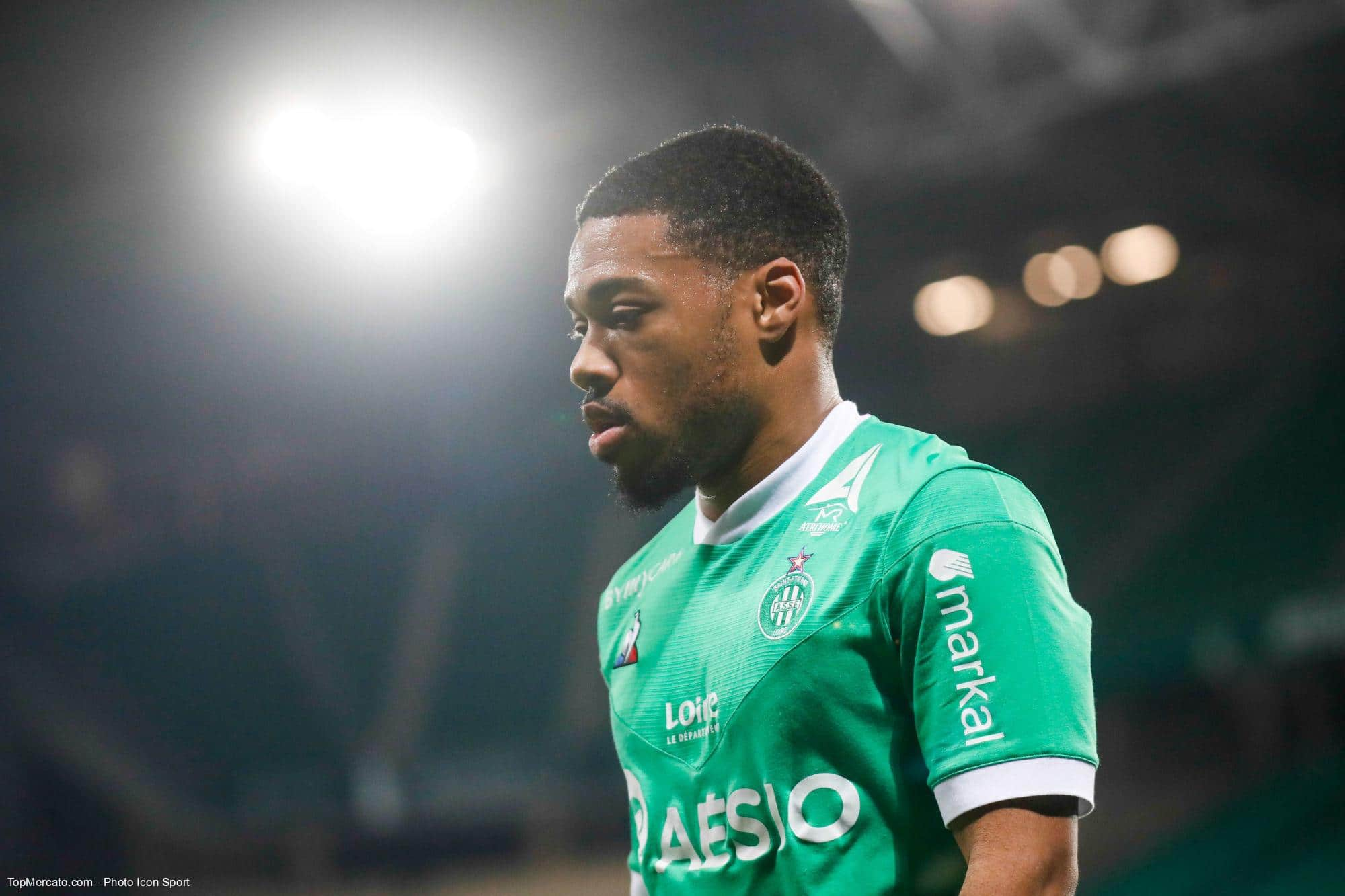 Arnaud Nordin, AS Saint-Etienne