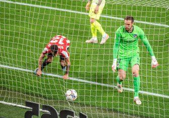Jan Oblak, Athletic Bilbao - Atletico Madrid