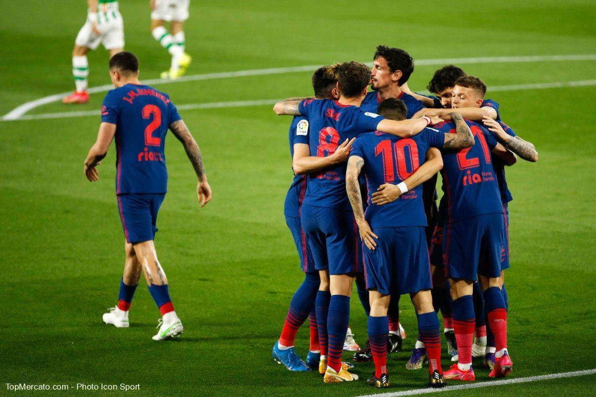 Betis Séville-Atletico Madrid